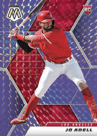 2021 Panini Mosaic Baseball Cards 4