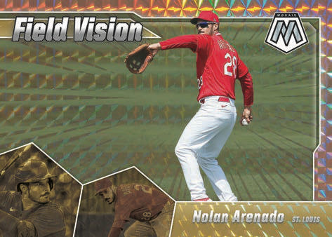2021 Panini Mosaic Baseball Cards 5