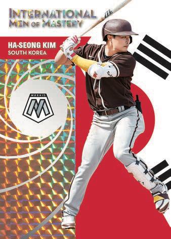 2021 Panini Mosaic Baseball Cards 6