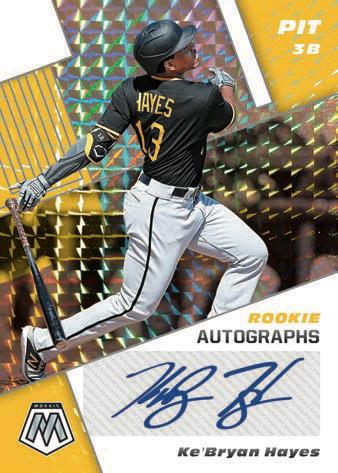 2021 Panini Mosaic Baseball Cards 8