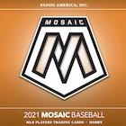 2021 Panini Mosaic Baseball Cards