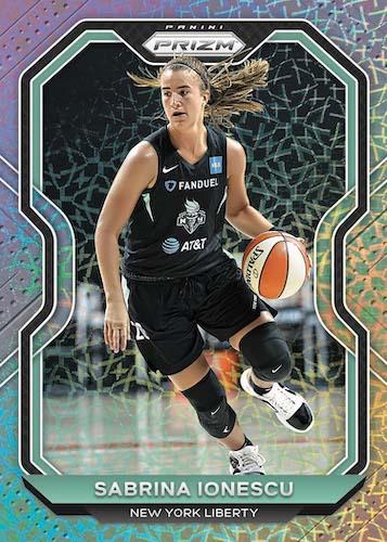 2021 Panini Prizm WNBA Premium Box Set Basketball Cards Checklist 3