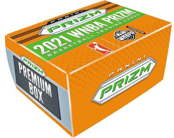 2021 Panini Prizm WNBA Premium Box Set Basketball Cards Checklist 5