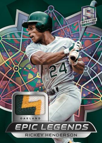 2021 Panini Spectra Baseball Cards 9