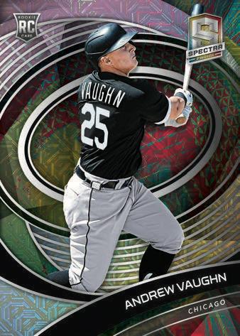 2021 Panini Spectra Baseball Cards 3