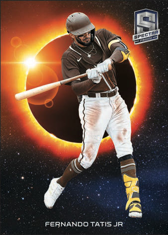 2021 Panini Spectra Baseball Cards 4