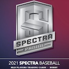 2021 Panini Spectra Baseball