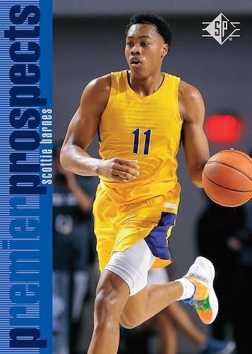 2021 SP Premier Prospects Basketball Cards 1