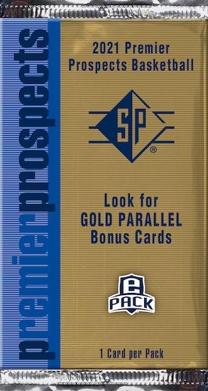 2021 SP Premier Prospects Basketball Cards 3