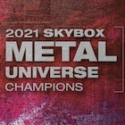 2021 Skybox Metal Universe Champions Multi-Sport Cards - Updated Details