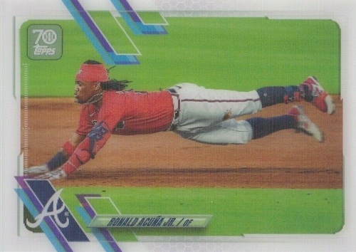 2021 Topps 3D Baseball Variations Gallery and Checklist 15