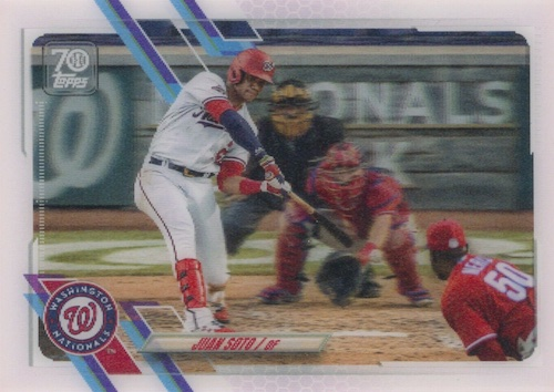 2021 Topps 3D Baseball Variations Gallery and Checklist 19