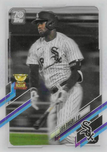 2021 Topps 3D Baseball Variations Gallery and Checklist 12