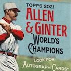 2021 Topps Allen & Ginter Baseball Cards