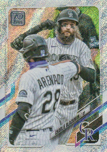 2021 Topps Baseball Complete Factory Set Cards Exclusives Guide and Checklist 5