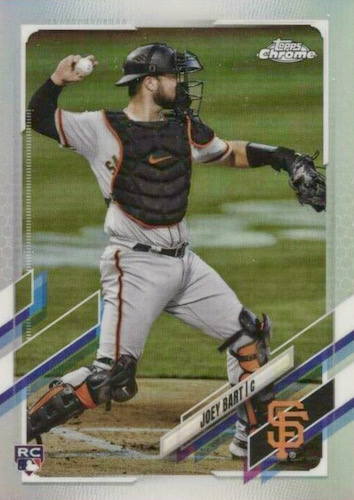 2021 Topps Baseball Factory Set Rookie Variations Gallery 4