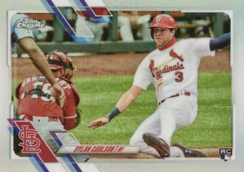 2021 Topps Baseball Factory Set Rookie Variations Gallery 16