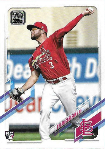 2021 Topps Baseball Factory Set Rookie Variations Gallery 15