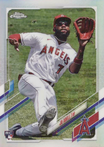 2021 Topps Baseball Factory Set Rookie Variations Gallery 7