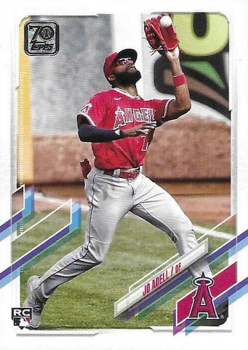2021 Topps Baseball Factory Set Rookie Variations Gallery 6