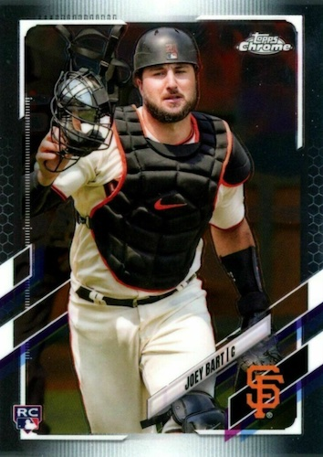 2021 Topps Chrome Baseball Variations Gallery and Checklist 25