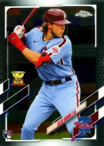 2021 Topps Chrome Baseball Variations Gallery and Checklist 27