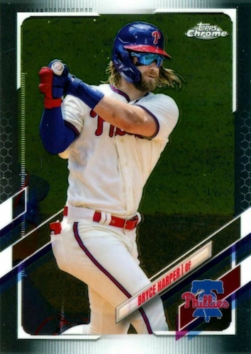 2021 Topps Chrome Baseball Variations Gallery and Checklist 29