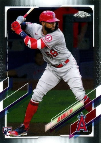 2021 Topps Chrome Baseball Variations Gallery and Checklist 33
