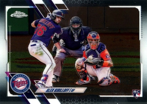 2021 Topps Chrome Baseball Variations Gallery and Checklist 38