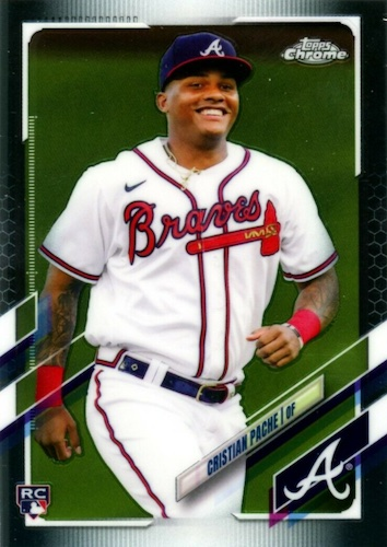 2021 Topps Chrome Baseball Variations Gallery and Checklist 40