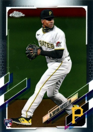 2021 Topps Chrome Baseball Variations Gallery and Checklist 42