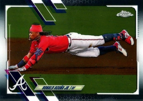 2021 Topps Chrome Baseball Variations Gallery and Checklist 10