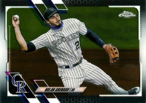 2021 Topps Chrome Baseball Variations Gallery and Checklist 16