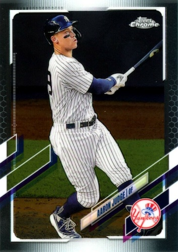 2021 Topps Chrome Baseball Variations Gallery and Checklist 20