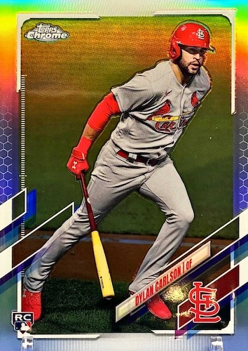 2021 Topps Chrome Baseball Variations Gallery and Checklist 32