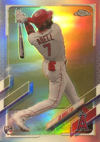 2021 Topps Chrome Baseball Variations Gallery and Checklist 34