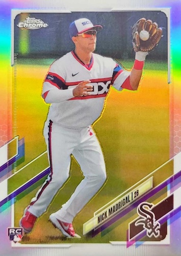 2021 Topps Chrome Baseball Variations Gallery and Checklist 15