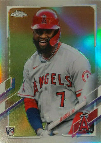2021 Topps Chrome Baseball Variations Gallery and Checklist 35