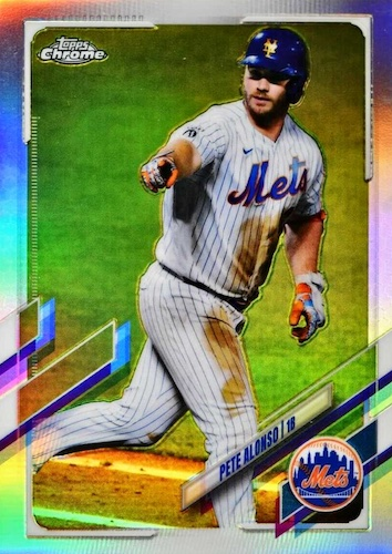 2021 Topps Chrome Baseball Variations Gallery and Checklist 4