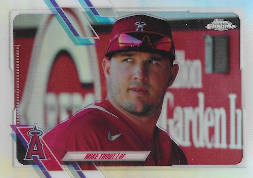 2021 Topps Chrome Baseball Variations Gallery and Checklist 8