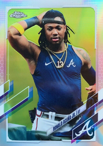 2021 Topps Chrome Baseball Variations Gallery and Checklist 11