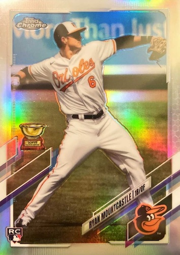 2021 Topps Chrome Baseball Variations Gallery and Checklist 13