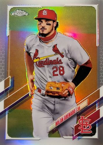 2021 Topps Chrome Baseball Variations Gallery and Checklist 17