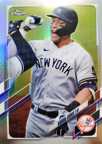2021 Topps Chrome Baseball Variations Gallery and Checklist 21