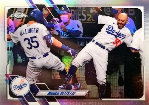 2021 Topps Chrome Baseball Variations Gallery and Checklist 24