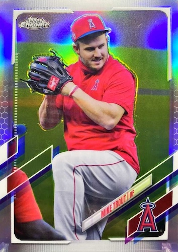 2021 Topps Chrome Baseball Variations Gallery and Checklist 9