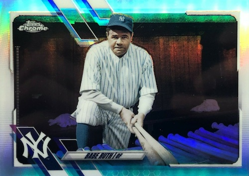 2021 Topps Chrome Baseball Variations Gallery and Checklist 19