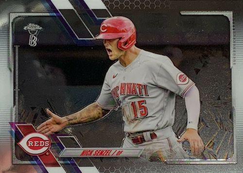 2021 Topps Chrome Ben Baller Baseball Cards 1