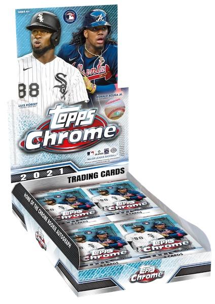 2021 Topps Chrome Lite Baseball Cards 3