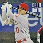 2021 Topps Now Card of the Month Baseball Cards